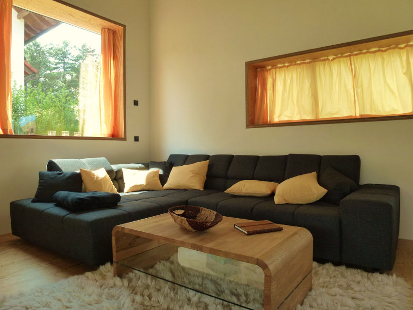 Ecolodge Couch