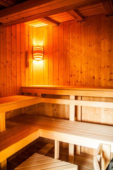 Ecolodge Sauna